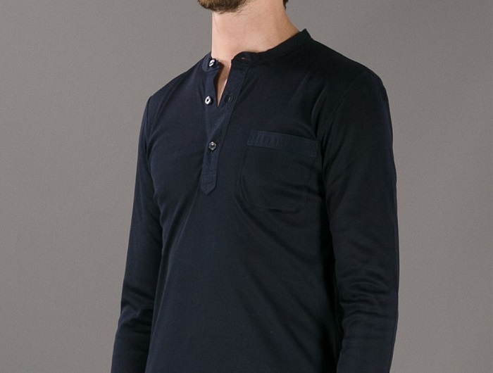 Хенли — футболки для крутых парней футболка Хенли