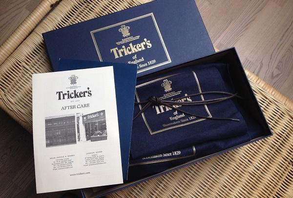 Туфли Tricker's: как купить в два раза дешевле ebay.com