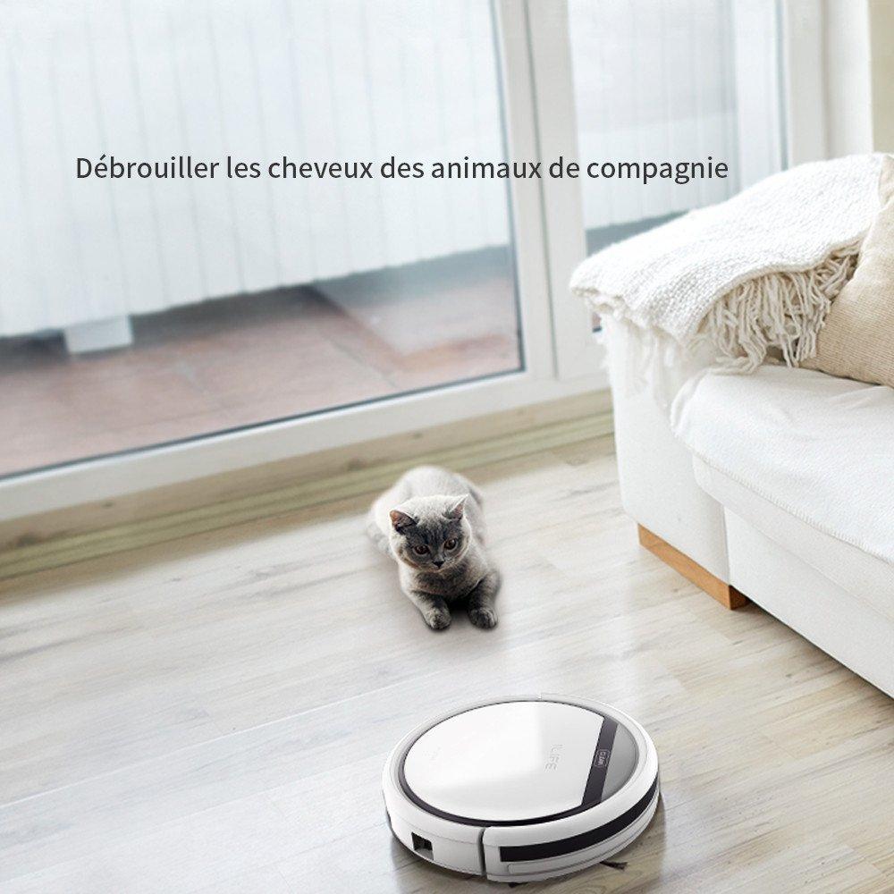 Автоматический пылесос от ILIFE