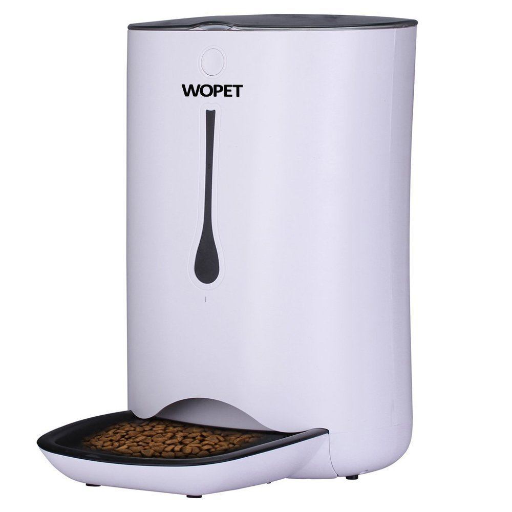 Автоматическая кормушка от WOpet