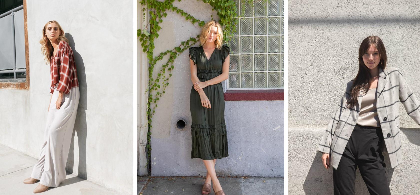 дешевый магазин женской одежды Irene's Story