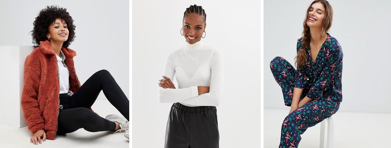 дешевая женская одежда ASOS