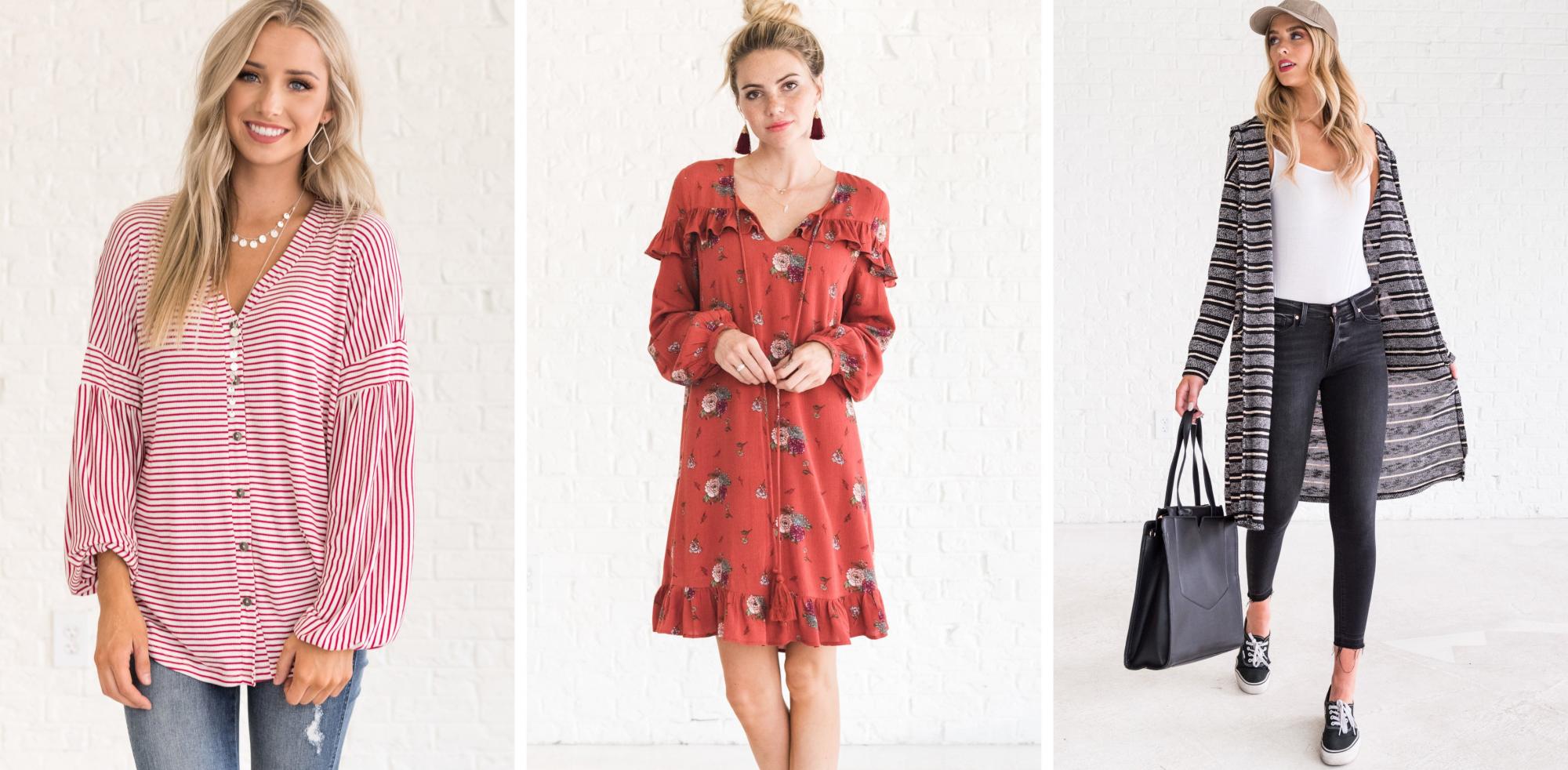 онлайн-магазин женской одежды Bella Ella Boutique